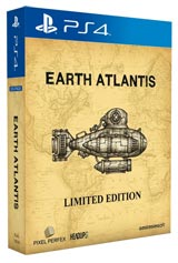 Earth Atlantis Limted Edition