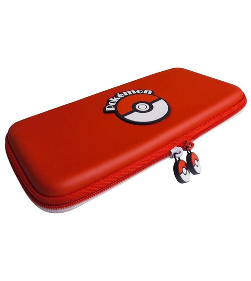 Nintendo Switch Pokemon Pokeball Hard Pouch by HORI