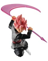 Dragon Ball Styling Super Saiyan Rose Goku Black Figure