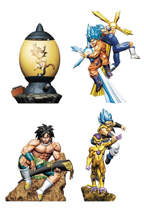 Dragon Ball Super Dracap ReBirth Super Power Figs BMB extra img