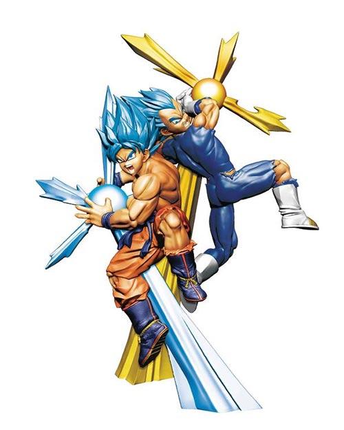 Dragon Ball Super Dracap ReBirth Super Power Figures BMB