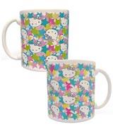Hello Kitty Star Shine 16 oz Ceramic Mug