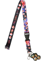 Golden Girls Galaxy Lanyard