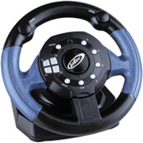 PS2 Pro Mini 2 Racing Wheel by Intec