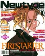 NewType USA Magazine Vol. 02 No. 10 October 2003