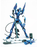 Neon Genesis Evangelion Unit-00 Blue Action Figure