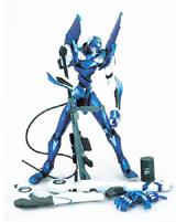 Neon Genesis Evangelion Unit-00 Blue Action Figure