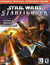 Star Wars Starfighter Prima's Official Strategy Guide