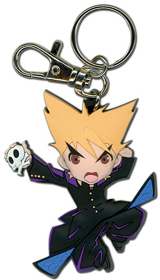 Tenjho Tenge Souichiro Nagi Die Cut Keychain