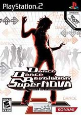 Dance Dance Revolution Super NOVA