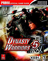 Dynasty Warriors 5 Official Strategy Guide