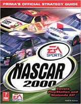Nascar Racing 2000 Official Strategy Guide Book