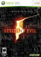 Resident Evil 5 Collector's Edition
