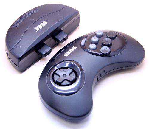 Genesis Remote Arcade Pad