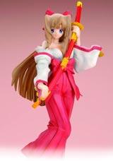 Kannazuki Himeko Kurusagawa 1/7 Scale PVC Figure