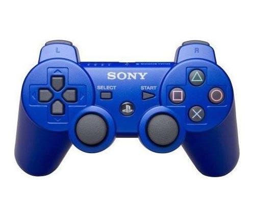 Playstation 3 DualShock 3 Controller Metallic Blue by Sony