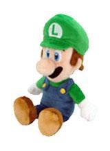 Nintendo Luigi 8 Inch Plush