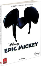 Epic Mickey Collector's Edition Guide
