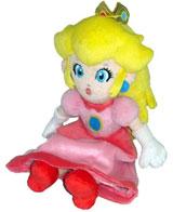 Nintendo Princess Peach 8 Inch Plush