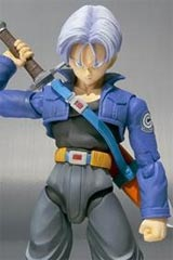 Dragon Ball Z Trunks S.H.Figuarts Figure