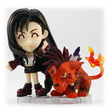 Final Fantasy Trading Arts Kai Mini Tifa Figure