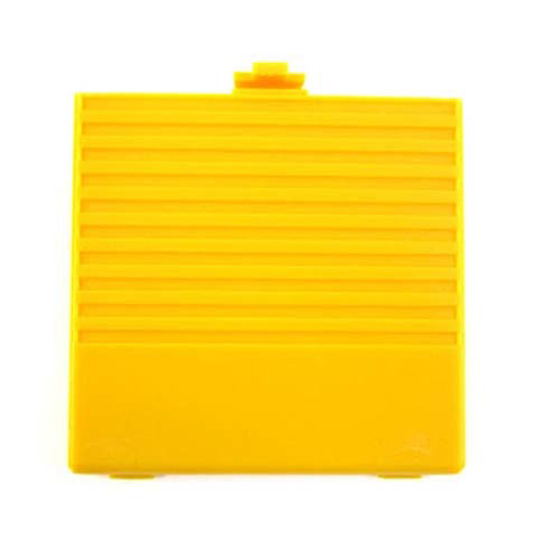 Game Boy Battery Compartment Cover Yellow