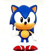 Sonic the Hedgehog Sonic Mini-Morphed Action Figure