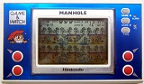 Game & Watch New Wide Screen Series: Manhole