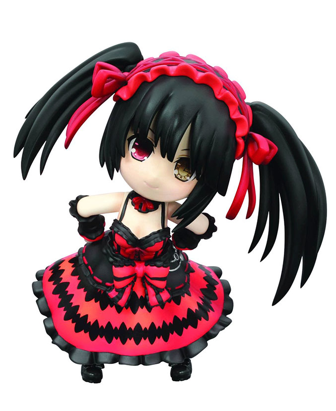 Date A Live II Kurumi Tokisaki Nanorich Voice Collection