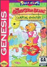 Berenstein Bears: Camping Adventure