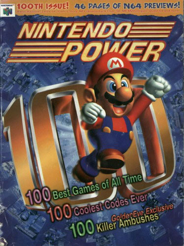 Nintendo Power Volume 100: The 100th Issue