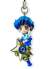 Sailor Moon Twinkle Dolly Mascots Sailor Mercury