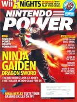 Nintendo Power Volume 224 Ninja Gaiden