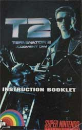 T2 Terminator 2: Judgment Day (Instruction Manual)