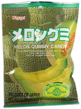 Kasugai Gummy Candy Melon 3.59oz