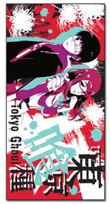 Tokyo Ghoul: Kaneki and Rize Bath Towel