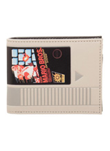 Super Mario Bros Cartridge Bi-Fold Wallet