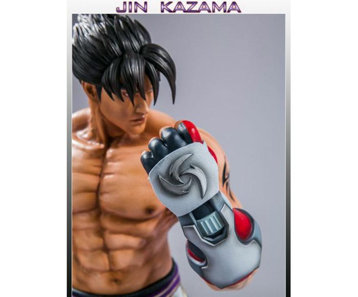 Tekken 5 Jin Kazama 1/4 Scale Polystone Statue