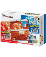 New Nintendo 3DS System Pokemon 20th Anniversary