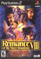 Romance of the Three Kingdoms VIII