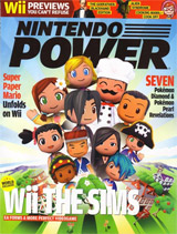 Nintendo Power Volume 214 MySims Wii