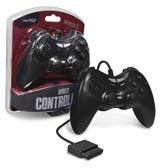 PlayStation 2 Wired Game Controller Black