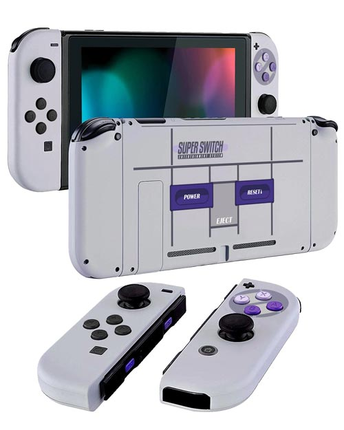 Nintendo Switch Housing Shell Replacement Service Super Nintendo