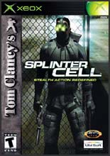 Splinter Cell: Stealth Action Redefined