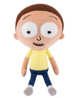 Rick & Morty Happy Morty Galactic Plushie
