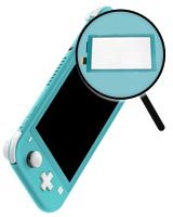Nintendo Switch Lite Turquoise Repairs: Touch Screen Replacement Service