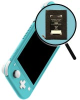 Nintendo Switch Lite Repairs: Battery Replacement Service