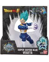 Dragon Ball Super Attack Collection SA Blue Vegeta 7 Inch Action Figure