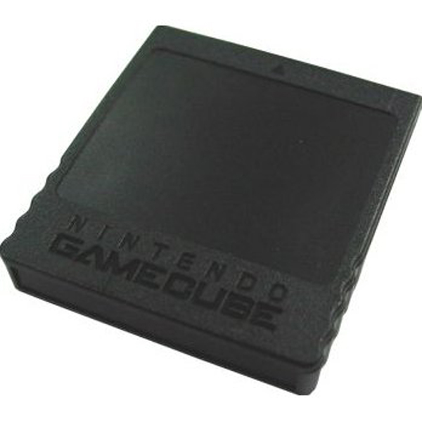 GameCube Memory Card 251 by Nintendo