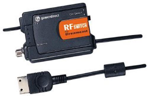 Dreamcast RF Switch
